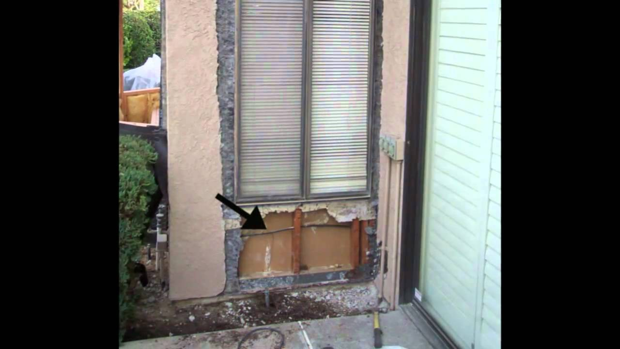 Remove window and install door building remodeling youtube for Door window replacement