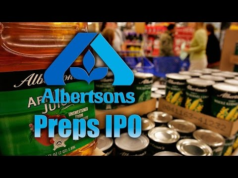 Supermarket Chain Albertsons Targets the Public Market After Megamerger