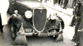 Rolls Royce Found Sweeping Roads In India!