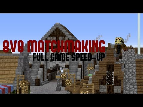 [ANNI] FULL GAME 8V8 MATCHMAKING SPEED-UP WITH TEAMOBLIVION