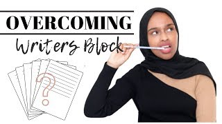 Practical Tips For Overcoming Writer's Block | PhD THESIS, DISSERTATION, ESSAY WRITING