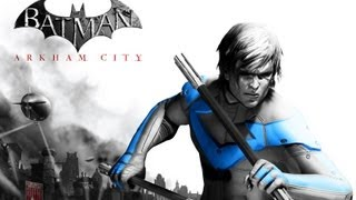 Batman Arkham City - Nightwing Free Roam with download link