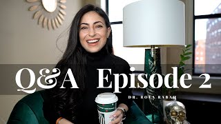 Q&A Episode 2 | Oral and Maxillofacial Surgery Residency