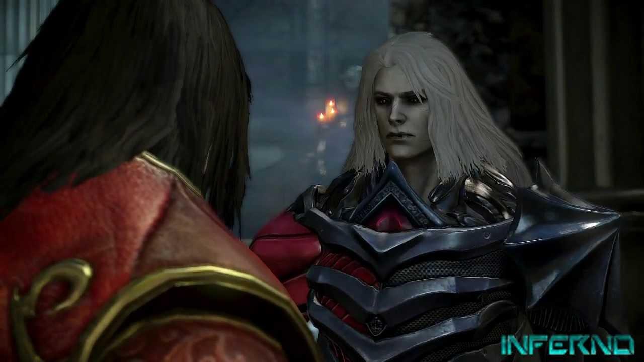 Castlevania Lords Of Shadow 2 Walkthrough Part 11 Boss