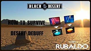 Black Desert Online: Guida #14 - Star Anise Tea - Hypothermia & Heat Stroke Debuff