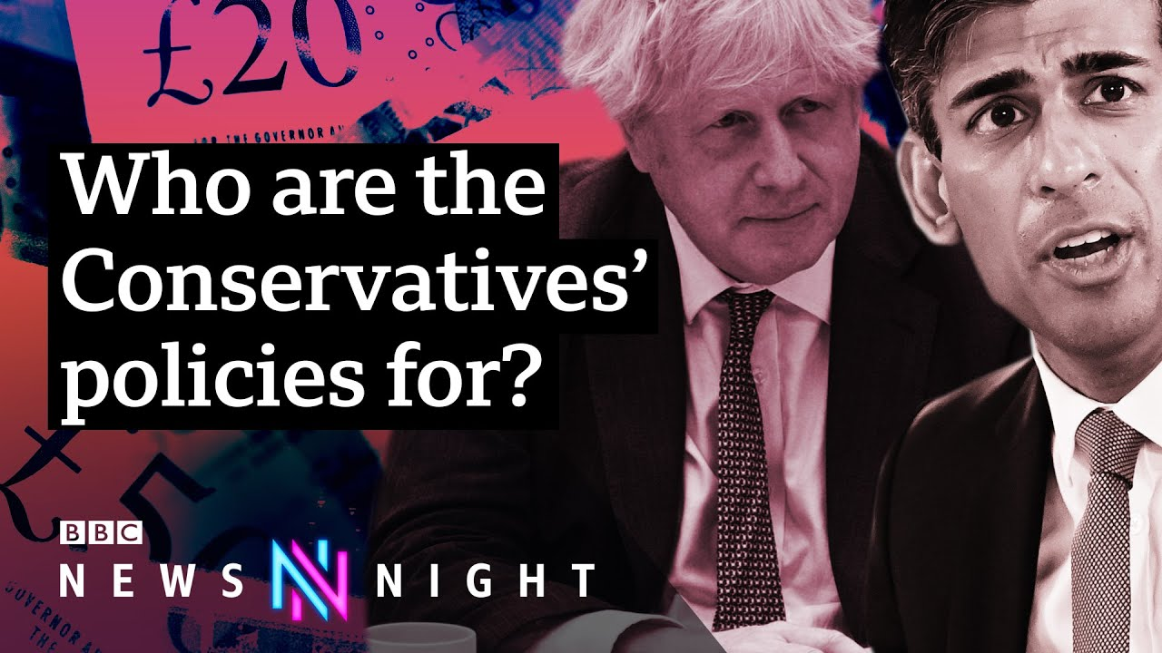 What will be the UK government's spending priorities post-Covid? - BBC Newsnight