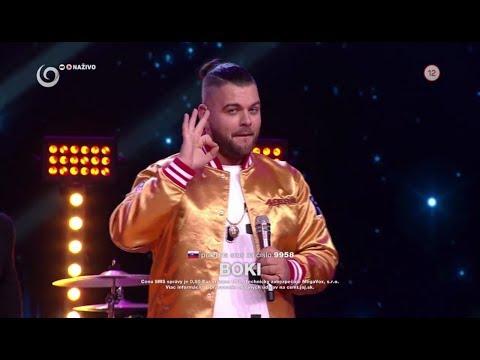 ČESKO SLOVENSKO MÁ TALENT 2018 - FINÁLE: Boki