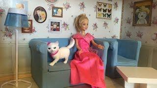 Обзор домика Барби Блисса пропала Barbie house Blissa lost Игры для детей