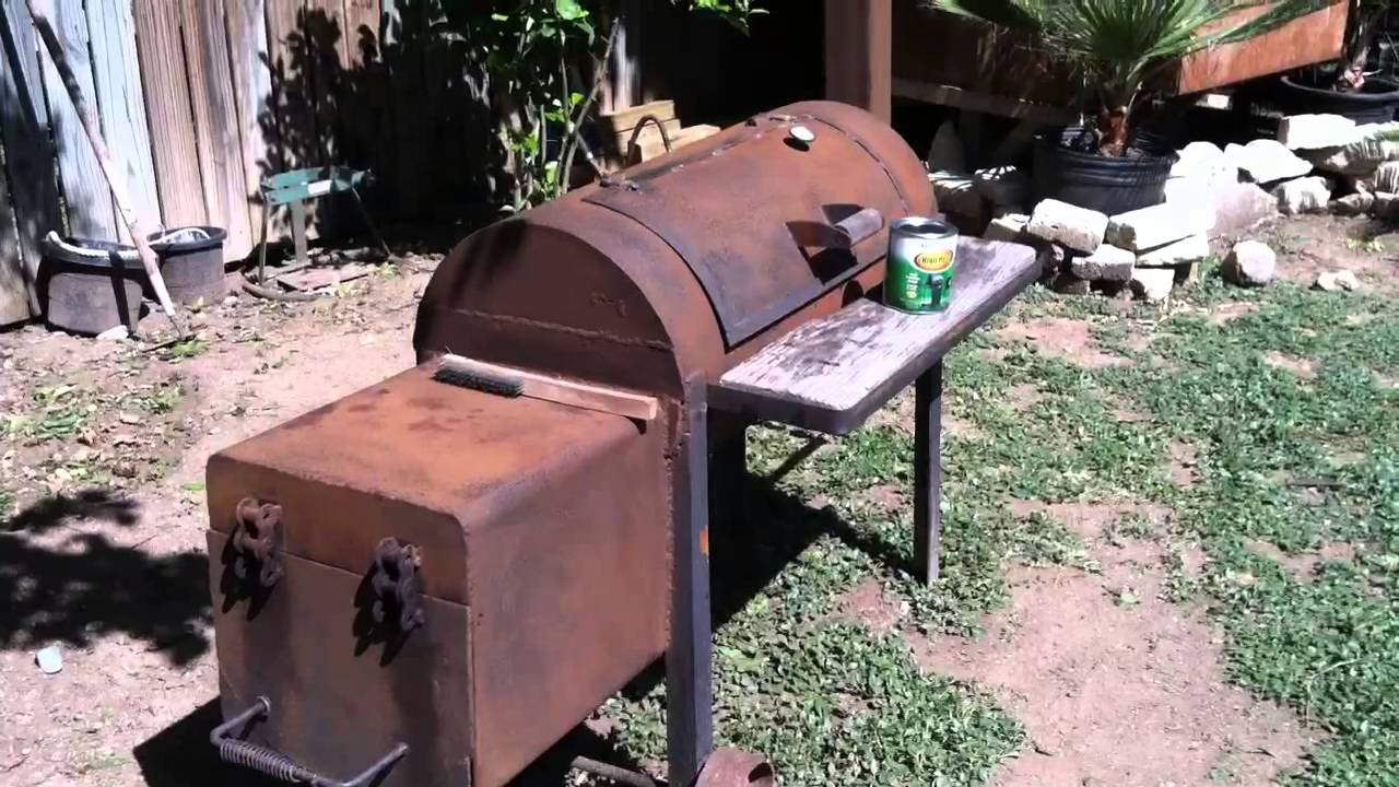how to use a bbq pit