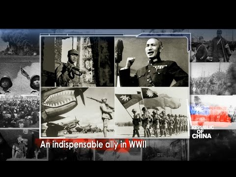 A trailer of five videos about the Republic of China's role in WWII