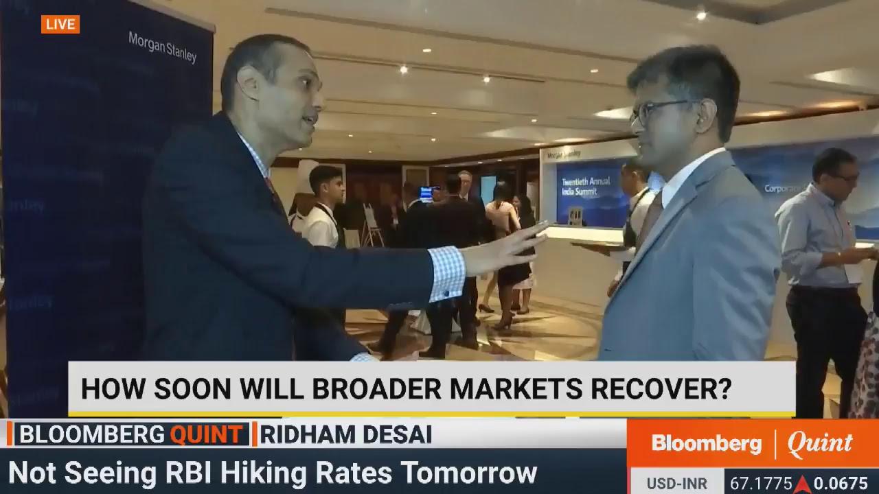 Morgan Stanley Investor Summit: Has Ridham Desai's View On Growth
