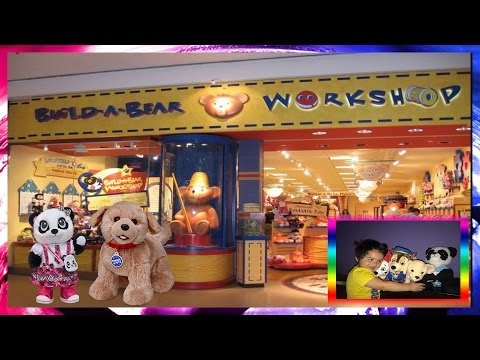 FUN TRIP TO BUILD A BEAR 2017 | Life with Brothers