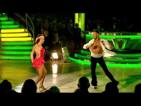 Kara Tointon & Artem Chigvintsev  Salsa  Strictly Come Dancing  Week 6