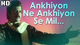 Ankhiyon Ne Ankhiyon Se - Heer Ranjha - Anil Kapoor - Sridevi - Alka Yagnik - Kavita Krishnamurthy