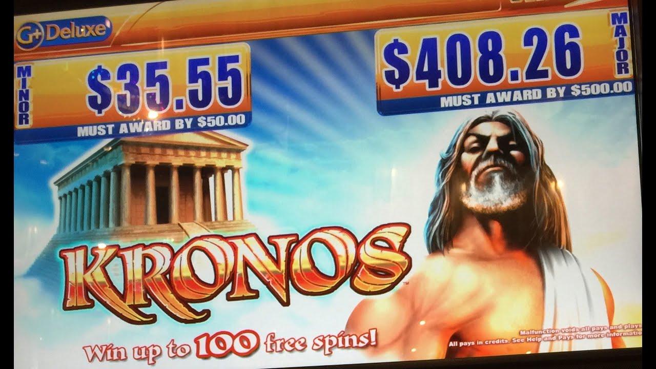 Kronos Slot Machines