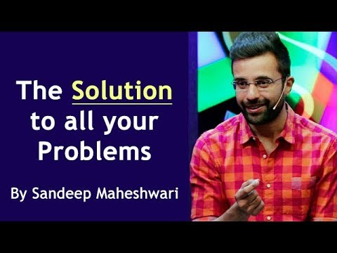 The Solution to all your Problems - By Sandeep Maheshwari (Hindi)