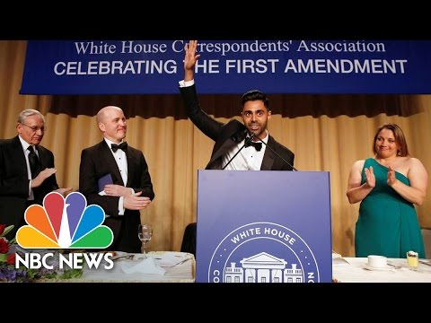 2017 White House Correspondents' Dinner (Full Broadcast) | NBC News