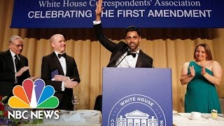 Watch Live: 2017 White House Correspondents' Dinner | NBC News