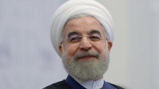 Iran's President Hassan Rouhani said unless the U.S. lifts economic sanctions against Tehran, any meeting between the two leaders would just be a photo op.