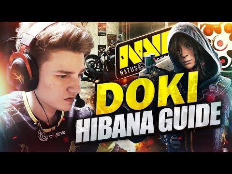 NAVI Doki - How to Play Hibana (Rainbow Six Siege Guide)