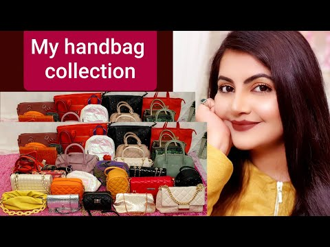 My HANDBAG collection | quilted bag | sling bag | tote bag | backpack | wallet | purse | RARA |