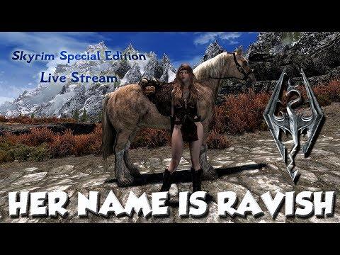 Skyrim SE: Her Name Is Ravish EP 14
