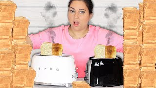 I Toasted 200 Slices Of Bread …