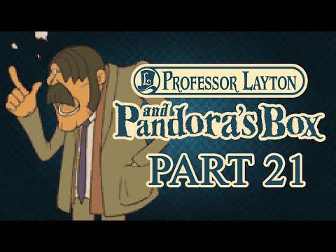 Professor Layton and Pandora's Box — Part 21 — The Elysian Box