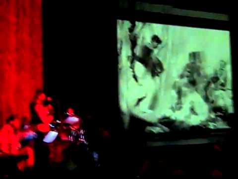 Invincible Czars - silent film score - Martyrs of the Alamo - TX State Hist. Museum part 2