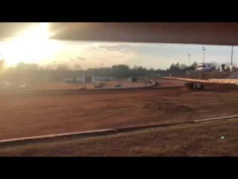 Derek register first time latemodel practice swainsboro raceway