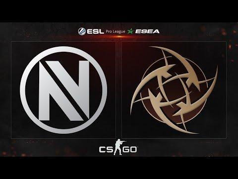CS:GO - EnVyUS vs. NiP [Dust2] - ESL ESEA Pro League Dubai Invitational - Group A Decider