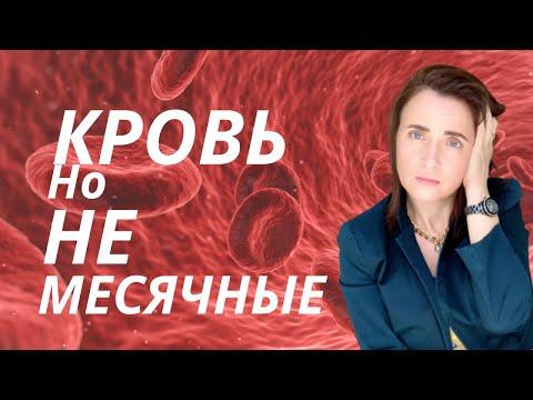 Кровянистые выделения после месячных и болит низ живота