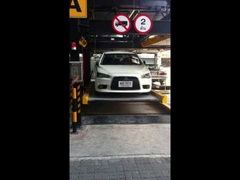 ที่จอดรถอัตโนมัติ โรงพยาบาลเปาโล โชคชัย4