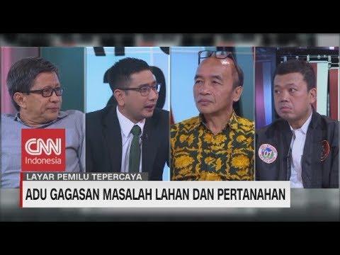 Debat Panas Rocky Gerung Vs Nusron Wahid Soal Debat Capres Kedua