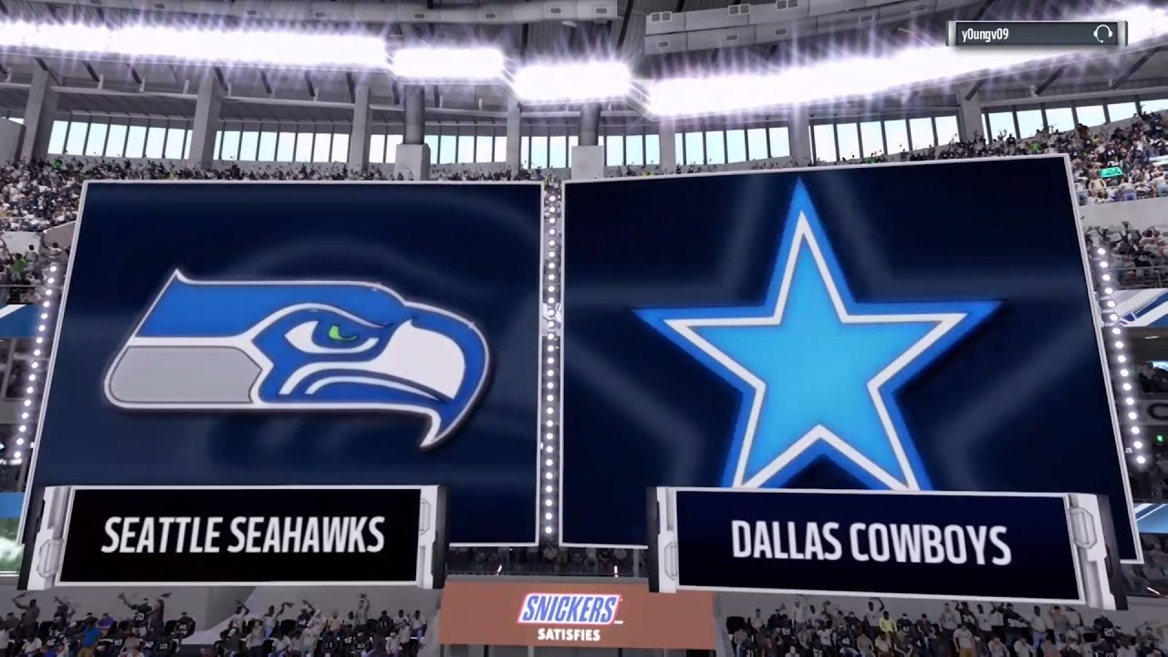 Image result for Seattle Seahawks vs. Dallas Cowboys
