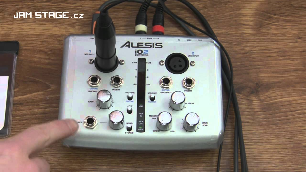 ALESIS 102 EXPRESS DRIVERS FOR WINDOWS 8