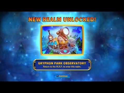 Skylanders Imaginators - Gryphon Park Observatory - Adventure Pack