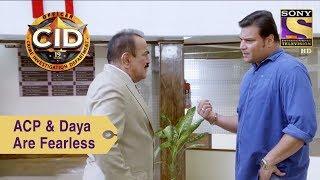 Your Favorite Character   ACP Pradyuman & Daya Are Fearless   CID