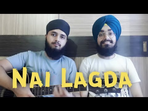 Nai Lagda - Vishal Mishra, Asees Kaur | Notebook | Cover (LIVE) | Musical Singhs