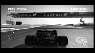 Xbox 360 Gameplay F1 2010 #2 Wyścig! Sajgonn Let's Play_zagrajmy W
