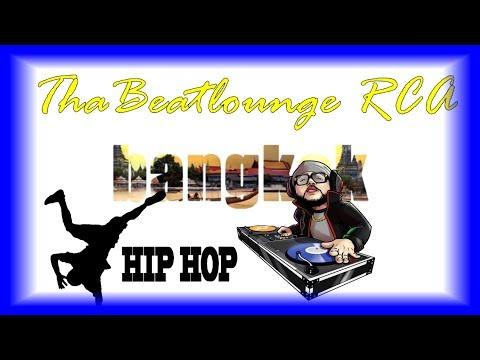 Hiphop a Bangkok Dj - Breakdance Tha Beatlounge Vlog 25