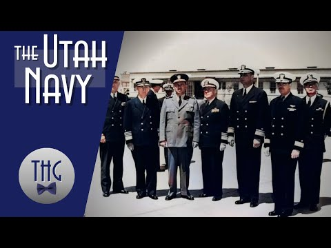 The Clearfield Navy Supply Depot, Utah