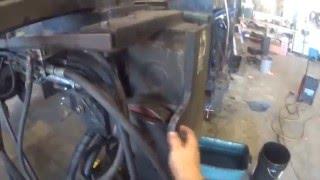 Hydraulic entertainment