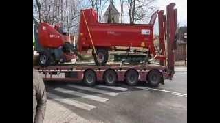 Zimowe zakupy 2013 ! Wymiana i uzupełnienie parku maszynowego. Deutz Fahr , Unia Grudziądz i inne