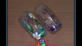 Pecera Acuario con NARRACION :::.. ☆ Jennifer Perez of Mystic Nails ~ Nail Art Uñas