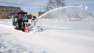 World's Best Snow Removal Machine for Sidewalks Thumbnail