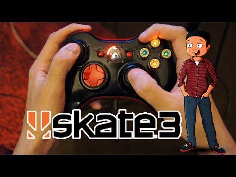 Skate 3 Hand Cam - X7 Albert