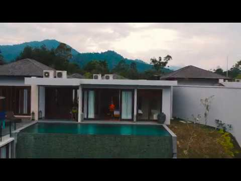 Embun Luxury Villas At Janda Baik Youtube