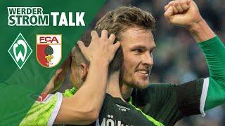Sebastian Langkamp im WERDER STROM Talk | Werder Bremen - FC Augsburg 4:0