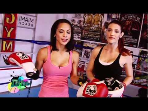 161 N 237 Tido Los Pecaditos En Acci 243 N Boxeo Para Mujeres